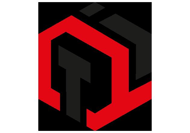 лого TEKMAN куб цветной