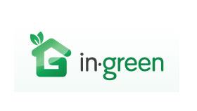 лого in-green