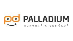 лого Palladium